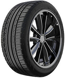 Federal Couragia F x 255 45r20xl 105v Bsw 4 Tires