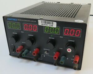 Xantrex Lxq20 3 0 20 Volts 0 3 Amps Dc Power Supply