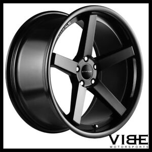 20 Stance Sc5 Black Concave Wheels Rims Fits Benz W219 Cls500 Cls550 Cls63