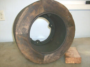 Pulley For A 2 1 2hp 3hp Ihc Famous Titan International Hit Miss Gas Engine