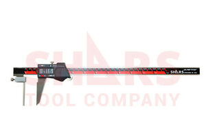 Shars Aventor 12 300mm Dps Ip54 Tube Thickness Electronic Caliper Din862 New