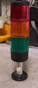 Telemecanique Xva Led Red green yellow Led Stack Lights Xva lc3 240 Vac 7 Watt