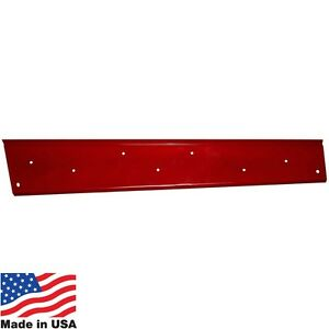 Ih International Farmall 806 1206 Left Hand Front Hood Side Panel 378633r1