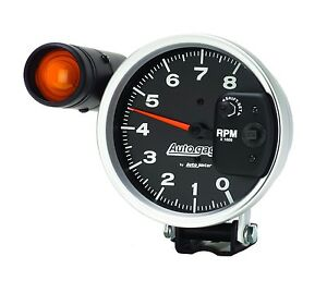 Auto Meter 233905 5 Auto Gage Monster Tach W Shift Lite 8000 Rpm
