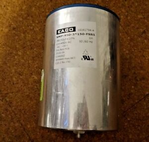 Capacitor Filter 550 Vac 3x150 f Non Pcb Polypropylene Film