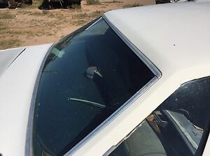 1976 74 75 Impala Caprice 4 Dr Hardtop Rear Windshield Surround Trim All Pieces