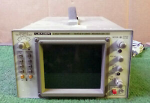 1 Used Leader Lbo 5860b Waveform Monitor Make Offer