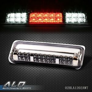Cargo Led Tail Light For 04 08 F150 Explorer Chrome Housing Rear 3rd Brake Wt