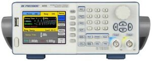 New Bk 4052 5 Mhz Dual Channel Function arbitrary Waveform Generator