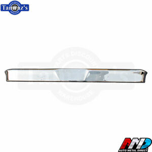 1961 1963 For Ford F 100 F 250 Front Bumper Oe Quality Chrome New Amd Tooling
