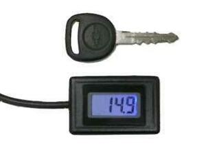 Innovate Lm2 Lc 1 Wideband Air Fuel Ratio Wego Gauge Display Only Blue Square