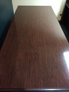 Conference Room Table Cherry