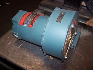 New Reliance 1 3 Hp Squirrel Cage Blower Fan 3450 Rpm 240 480 Vac A77b65902p 56c