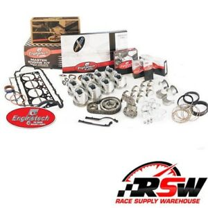 Enginetech Rcc350jp 96 02 Chevy Truck 1500 350 5 7l Vortec Rebuild Kit