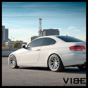 19 Avant Garde M359 Silver Concave Wheels Rims Fits Bmw E90 M3 Sedan