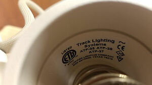 Atf 35 atf 36 atf 37 Lucifer Track Lighting System Heads heads Only