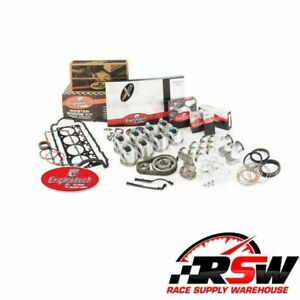 Enginetech Hpk350b Chevy Car 350 5 7l V8 Performance Engine Rebuild Kit