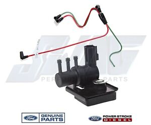 99 03 Ford 7 3l Diesel Powerstroke Turbo Vacuum Harness Wastegate Boost Solenoid