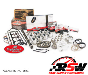 Enginetech Rcc350a Small Block Chevy 350 Overhaul Kit 5 7l V8 Rebuild Kit