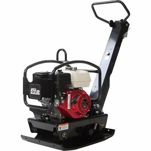 Northstar Reversible Plate Compactor With Honda Gx160 Engine