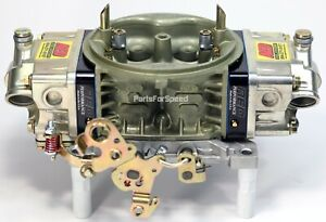 Aed 1000 Hb Holley Blower Carb Indexed Power Valve Weiand 174 177 Supercharger