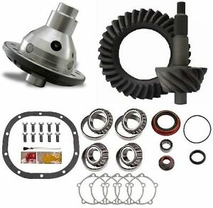 Ford 8 4 62 Richmond Ring And Pinion Duragrip Posi Master Install Gear Pkg