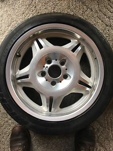 1 Bmw M3 Rim And Tire
