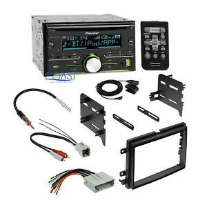 Pionner 2016 Car Radio Stereo Dash Kit Harness For 04 11 Ford Lincoln Mercury
