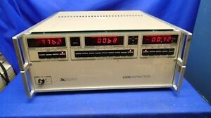 Valhalla Scientific 2300 Programmable 3 Phase Digital Power Analyzer Parts