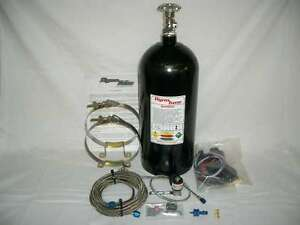 Nitrous Dry Kit New Up To 100hp No Bottle Mustang Camaro Challenger Nos Nx
