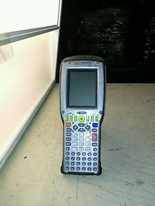 Psion Teklogix 7535 Barcode Scanners This Item Is Used