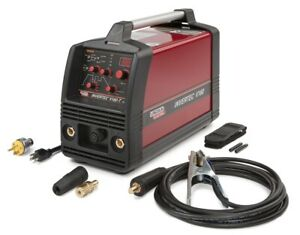 Lincoln Invertec V160 t Tig Welder K1845 1