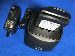 Pro Single Charger ul ce for Psion teklogix 7535 hu3000 not Included Battery