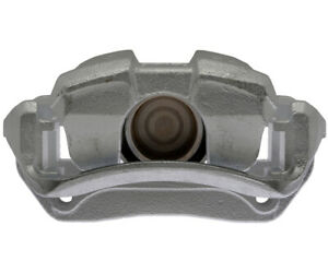 Disc Brake Caliper r line Coated Unloaded Caliper With Bracket Front Right Reman