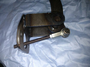 Frame Mount Master Cylinder Pedal Hot Rat Rod T Bucket Coupe Roadster Sedan