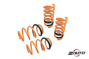 Megan Lower Lowering Springs Spring For Ford Mustang 15 17 26mm f 31 23mm r