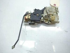 2003 Acura Cl Type S M T Driver Door Lock Actuator Oem 2001 2002
