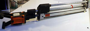 1 Used Norgren Au2a 18 gh2 Pneumatic Gripper Assembly Make Offer
