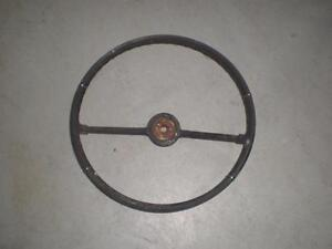 Vintage Chevrolet Steering Wheel 1965 1966 16