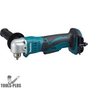 Makita Xad01z 18 Volt Lithium ion 3 8 Angle Drill tool Only New