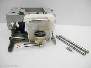 Amano Pix 3000x Drive Motor Print Head Carriage For Time Clock
