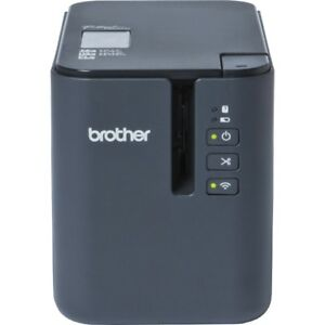 Brother P touch Pt p900w Thermal Transfer Printer Monochrome Desktop Tape