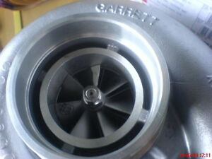 Garrett Gt4088r Aka Gt40r Ball Bearing Turbo 700hp Compressor 77mm W 78trim