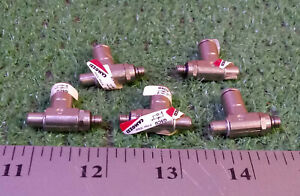 10 New Camozzi Gscu Right Angle Flow Control Valves Make Offer