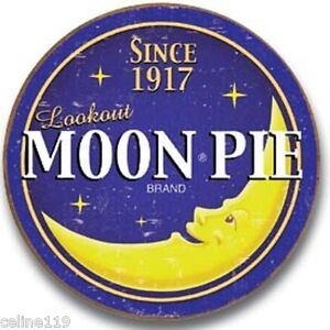 Moon Pie 12 Vintage Style Metal Signs Garage Man Cave Rc Cola Toms Peanuts Dad
