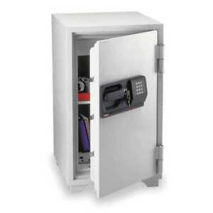Gray Commercial Safe 3 Cu Ft Capacity S6770 Sentry Safe