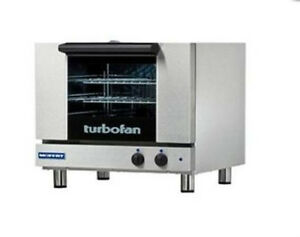 220v Commercial Electric Convection Oven Moffat E23m3