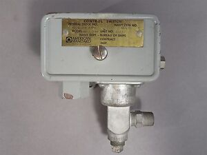 American Standard Ic l3d Control Switch Model Nb 4 D 70 Nsn 5930 00 259 3359