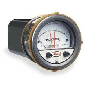 Differential Pressure Gauge Dwyer Instruments A3003