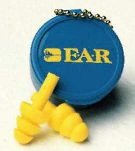 3m Reusable Ear Plugs 25db cordless univ pk50 340 4001